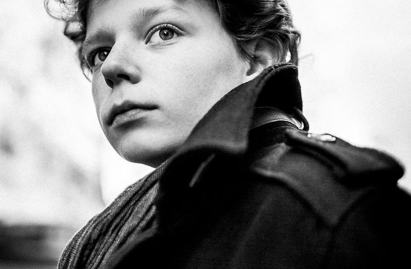 Séance Portrait enfant : Lucas