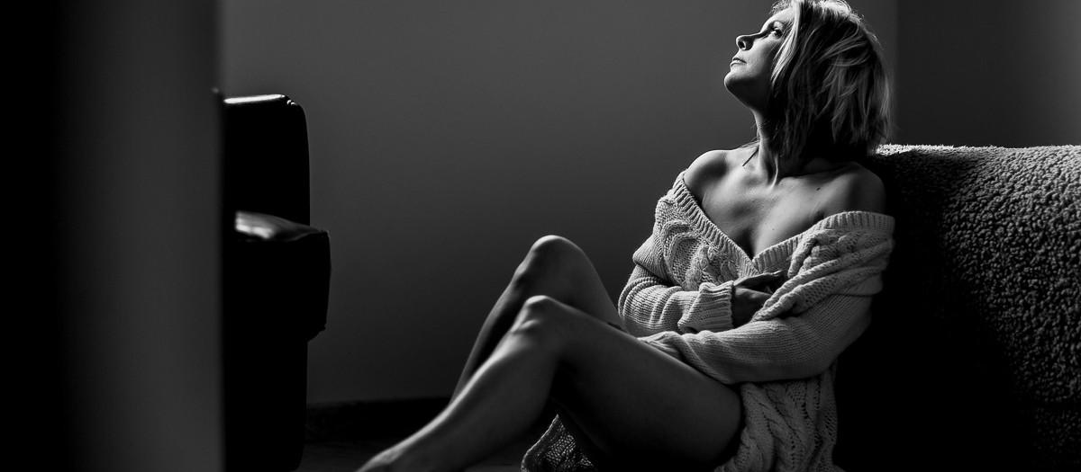 Séance boudoir : Mirentxu