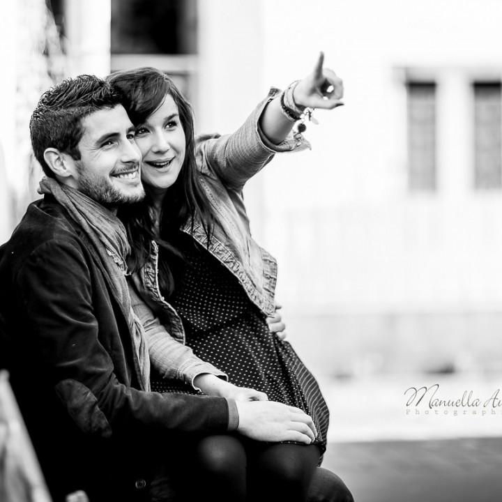 Séance couple : Laure & Dimitri