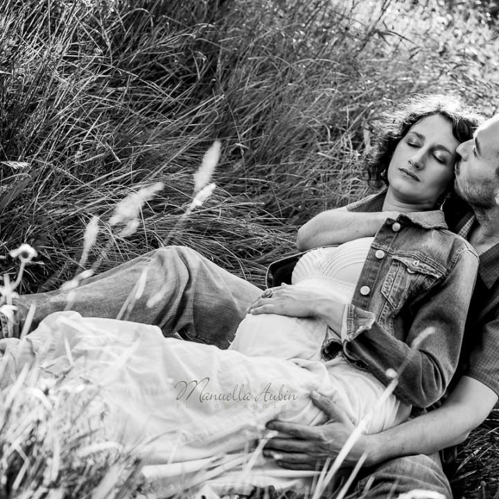 Séance Maternité : Sandrine & Manuel