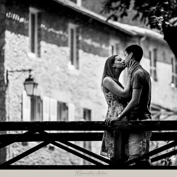 Séance Engagement : Marion & Kévin