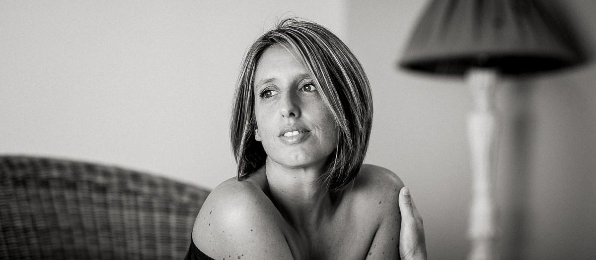 Séance boudoir : Lydie