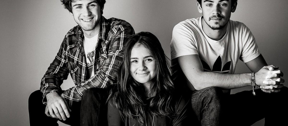 Séance Famille : Clara, Maxime & Vincent