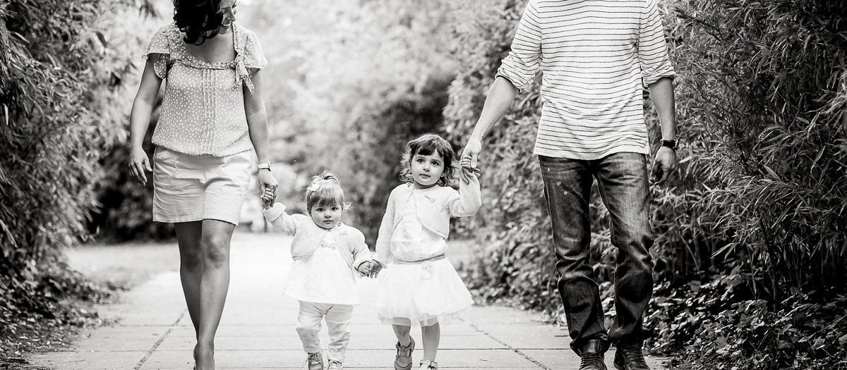 Séance Famille : balade printanière à Nantes