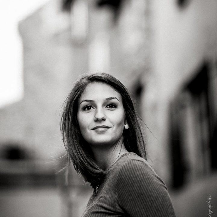 Portraits Femme - Manon