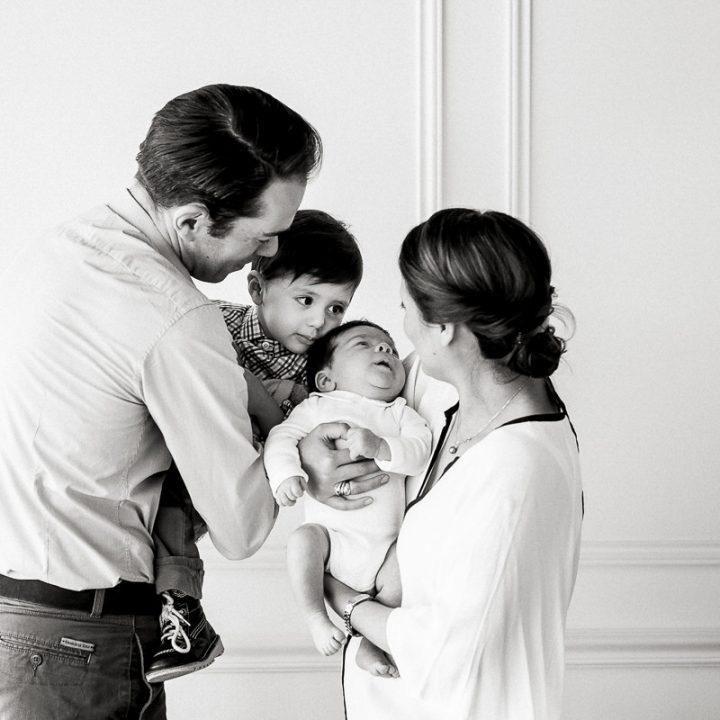 Gustave-Marie, Louis Ferdinand, Soledad & Sébastien