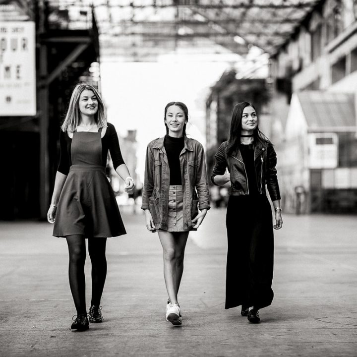 Léna, Alyssa & Samantha