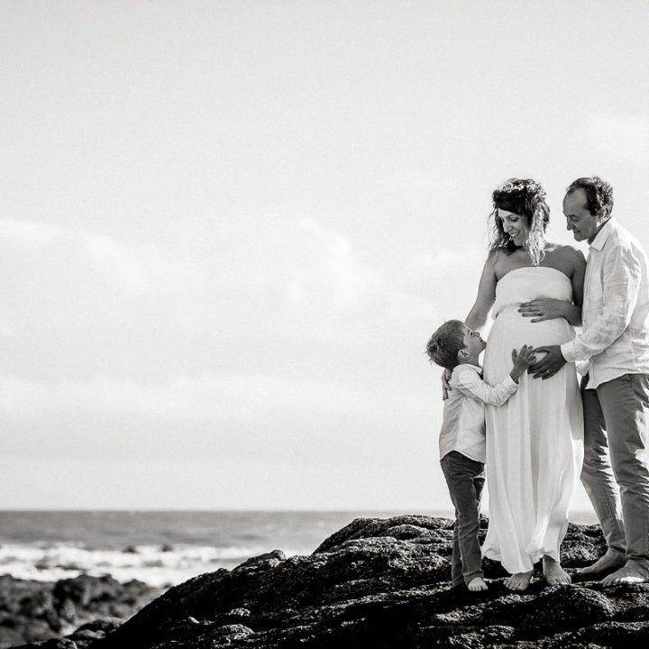 Louis, Noé, Nathalie & Frédéric