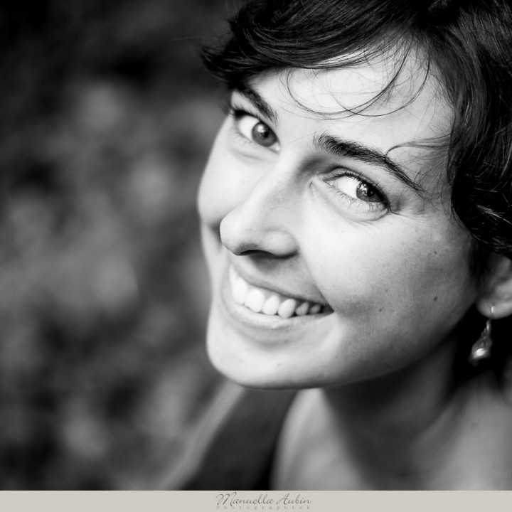 Portraits Femme : Inès