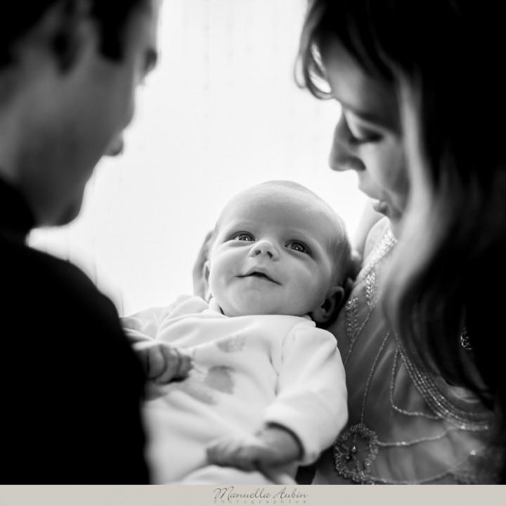 Séance famille : autour de Juliette...