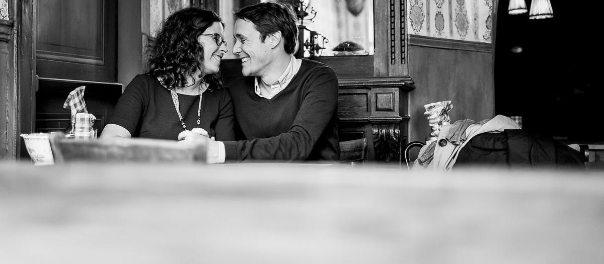 Séance Engagement : Anne-Laure & Laurent