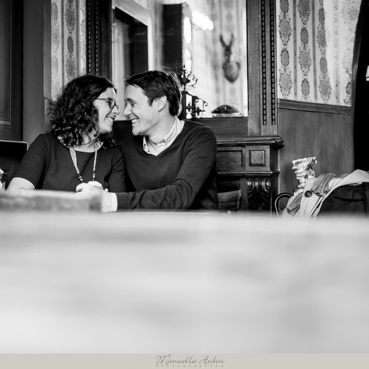 Séance Engagement : Anne-Laure & Laurent