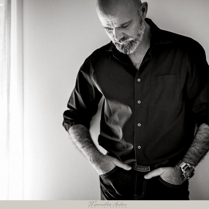 Portrait homme : Pierre