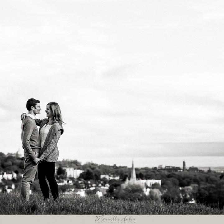 Séance Engagement : Tamara & Cédric