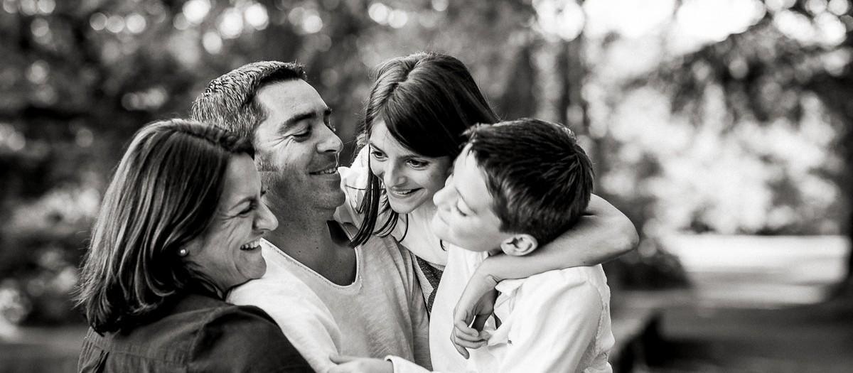Séance Famille : Ewen, Elise, Isabelle & Loïc