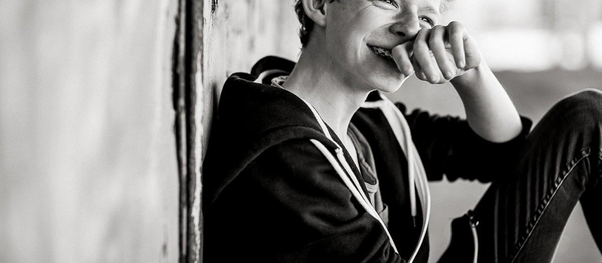 Portrait Ado : Lucas, 13 ans.