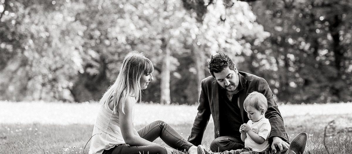 Séance Famille - Gabin, Julie & Jérémy