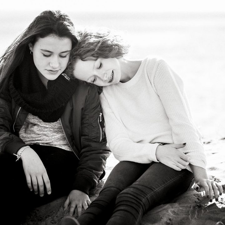 Lily & Jeanne, soeurs de coeur...