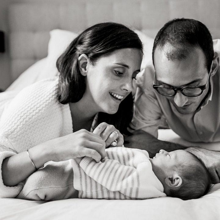 Gaspard, Camille & Arnaud